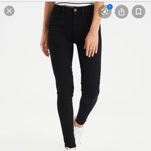 AE Denim X4 Super Hi-Rise Jegging